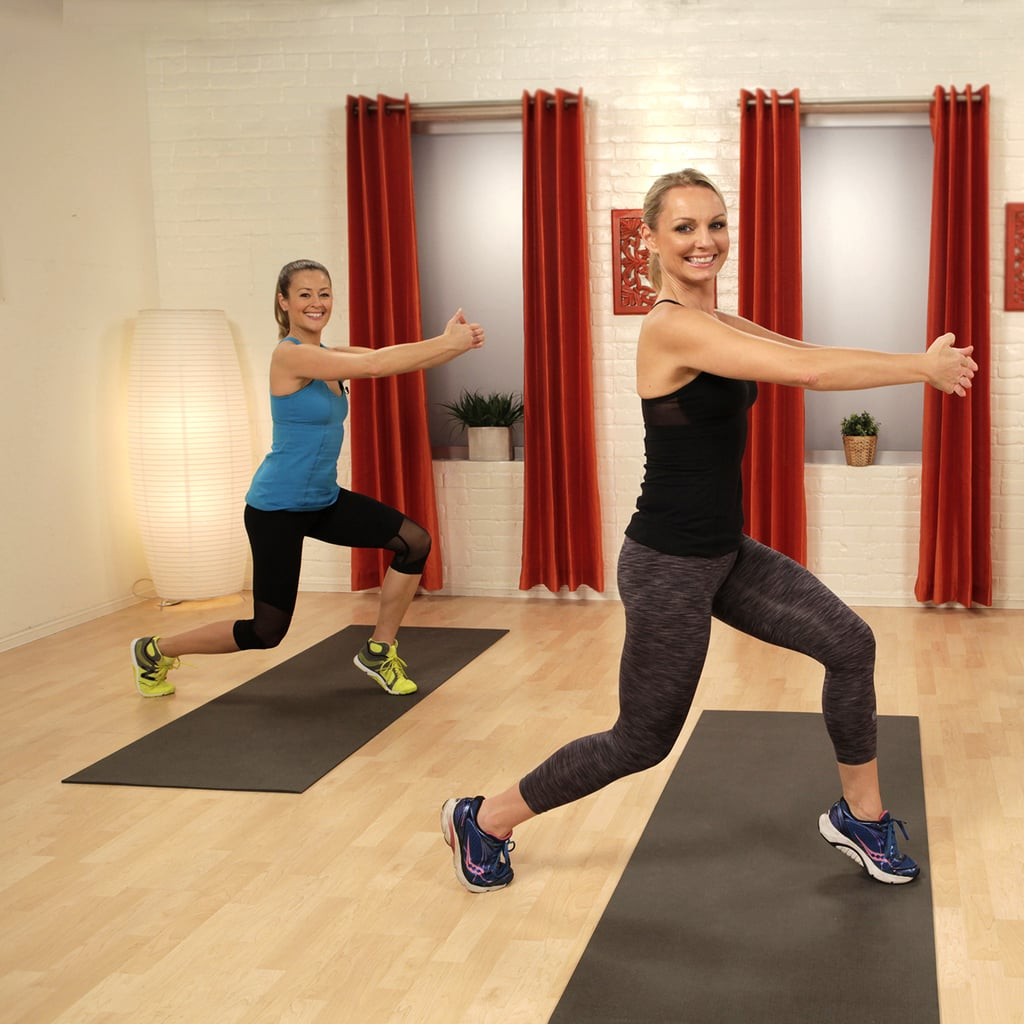 Part One: Warm-Up and Legs