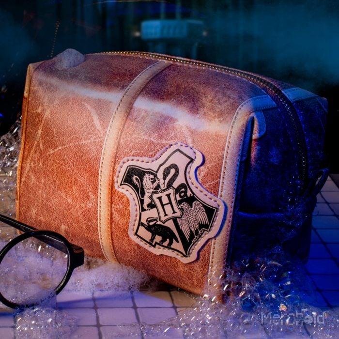 Harry Potter Stupefying Skincare Hogwarts Toiletry Bag