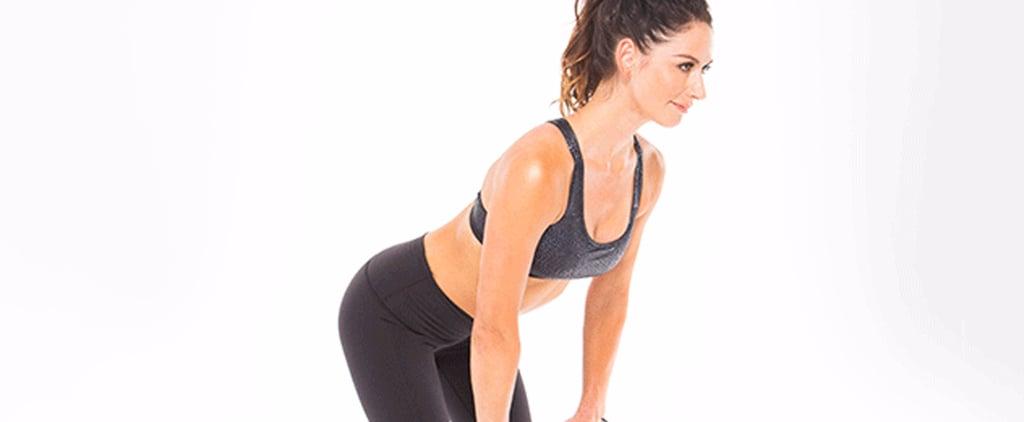 Full-Body Dumbbell Workout