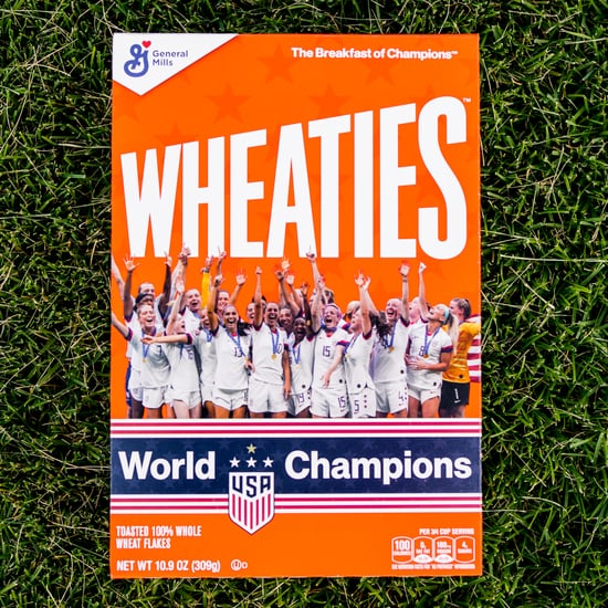 USWNT World Cup Wheaties Box