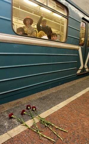 Female Suicide Bombers Killed Dozens in Moscow Subway Attacks