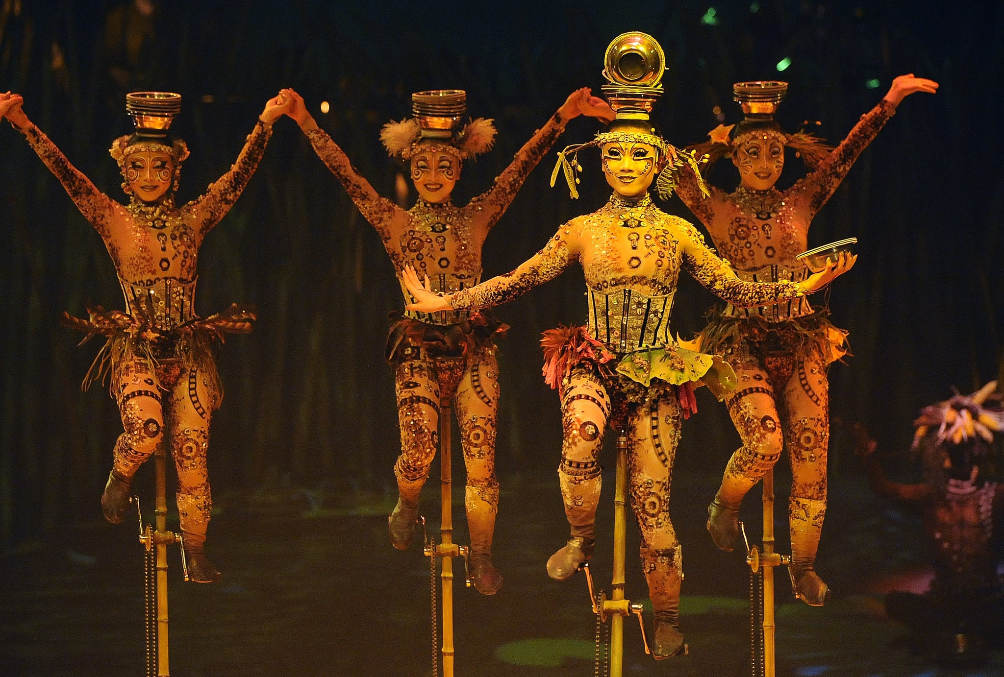 Interview With Cirque Du Soleil Costume Designer Kym Barrett Popsugar Fashion Uk