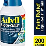 Advil Liqui-Gels Minis Pain Reliever and Fever Reducer