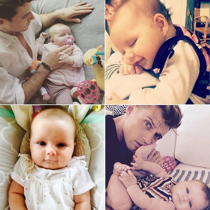 Nate Berkus and Jeremiah Brent Cute Family Instagram Pics