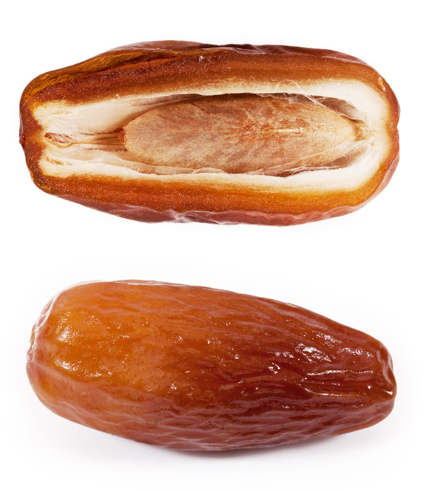 How many calories in a date in Australia