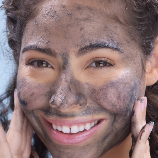 DIY Charcoal Face Scrub For Acne | Video