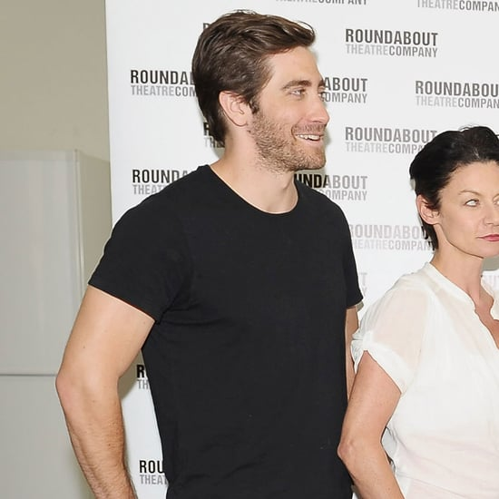 Jake Gyllenhaal at Haven't Found It Yet Screening Pictures
