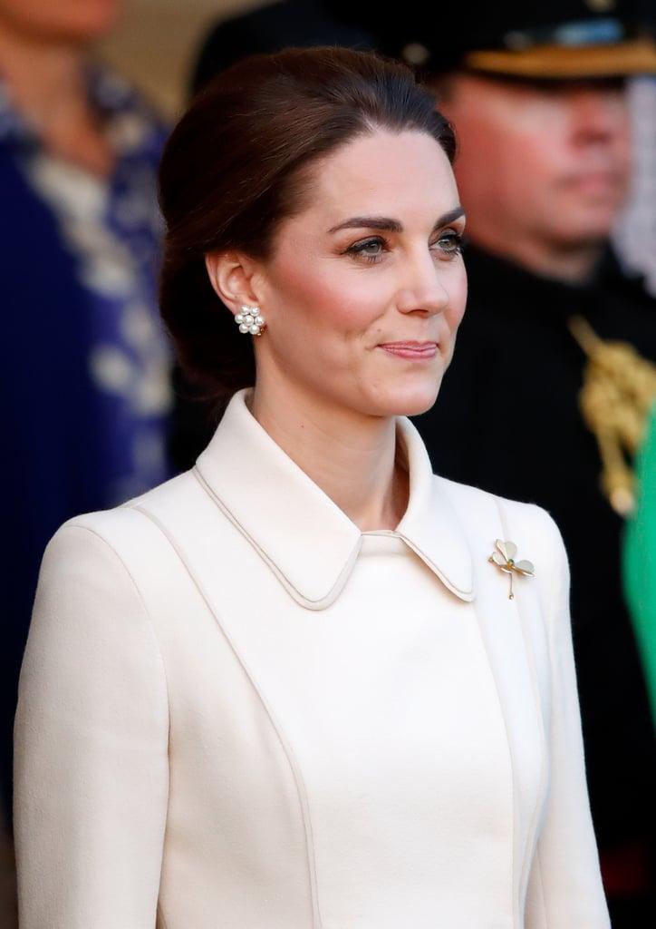 Kate Middleton's Cream Catherine Walker Coat 2019