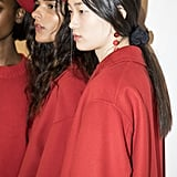 Mansur Gavriel Scrunchies at New York Fashion Week SS 2018