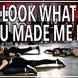 TAYLOR SWIFT | LOOK WHAT YOU MADE ME DO | BLAKE MCGRATH CHOREOGRAPHY