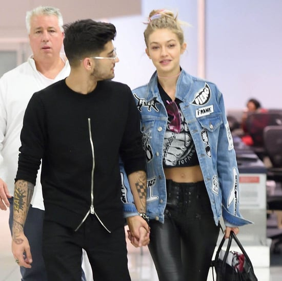 Zayn Malik and Gigi Hadid hold hands in New York as it's announced Zayn will release autobiography at 23
