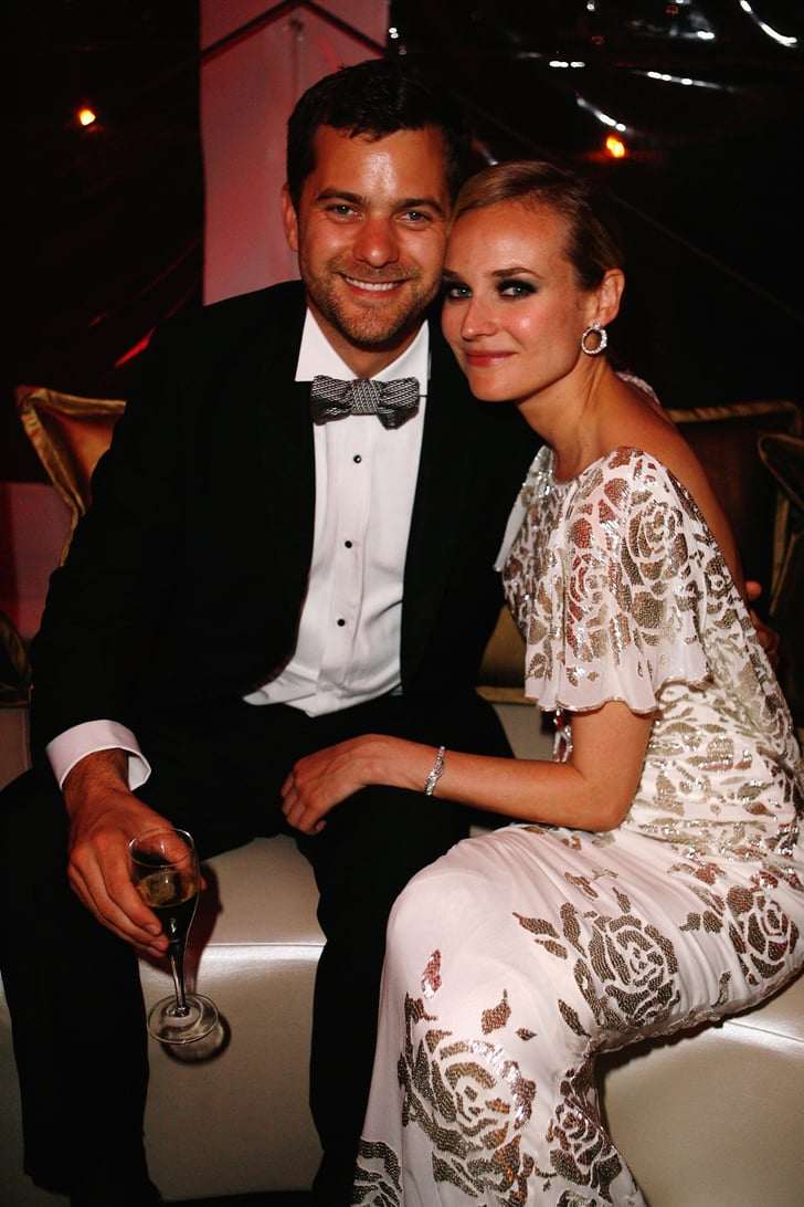 Diane Kruger and Joshua Jackson made a picture-perfect ...