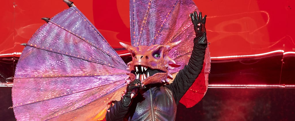 Performances by the Frillneck on The Masked Singer