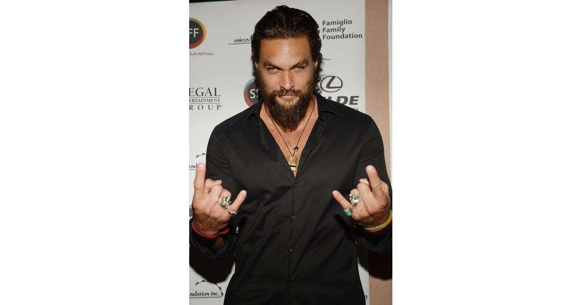 Jason Momoa — Khal Drogo   Where Are the Game of Thrones ...