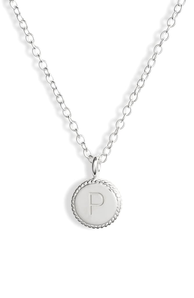 Initial Necklaces For Moms Popsugar Family