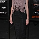 Pictures From Wall Street Premiere