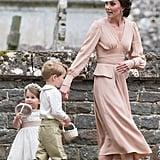 Pippa Middleton and James Matthews, May 2017