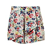 "Topshop Multi Pansy Waterfall Shorts, $70   Pair with: <iframe src=""http://widget.shopstyle.com/widget?pid=uid5121-1693761-41&look=3445669&width=3&height=3&layouttype=0&border=0&footer=0"" frameborder=""0"" height=""244"" scrolling=""no"" width=""286""></iframe>"