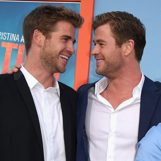 Liam Hemsworth Birthday Message For Chris Hemsworth 2017