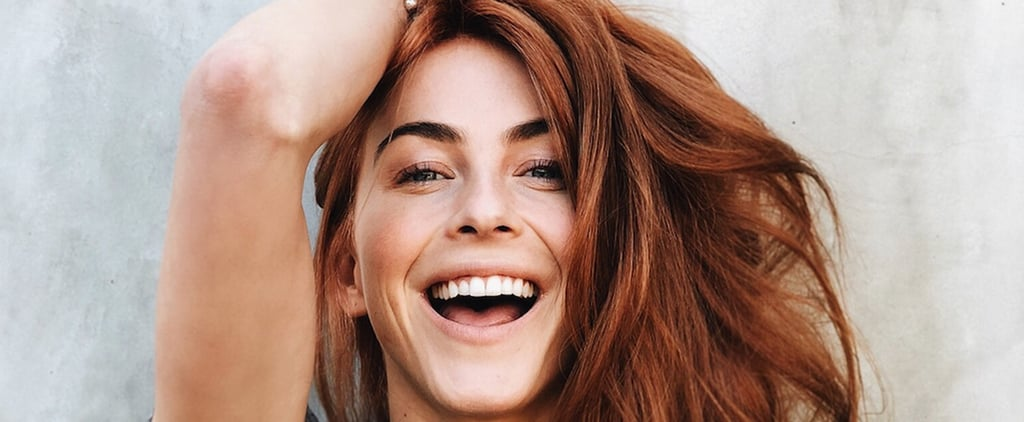 Julianne Hough Dyes Her Hair Red
