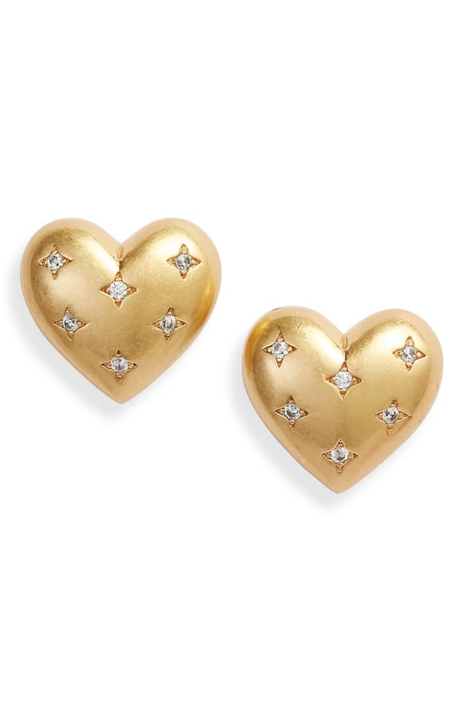 c669336e64a78 Kate Spade New York My Precious Heart Stud Earrings