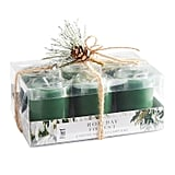 Holiday Forest Votives Set of Six