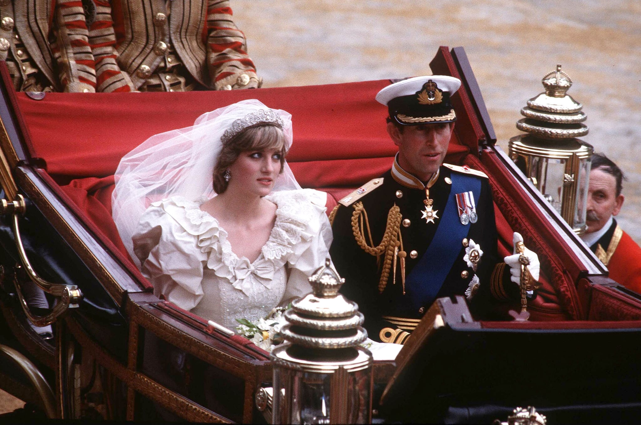 Charles And Diana Wedding.Why Was Camilla At Charles And Diana S Wedding Popsugar Celebrity