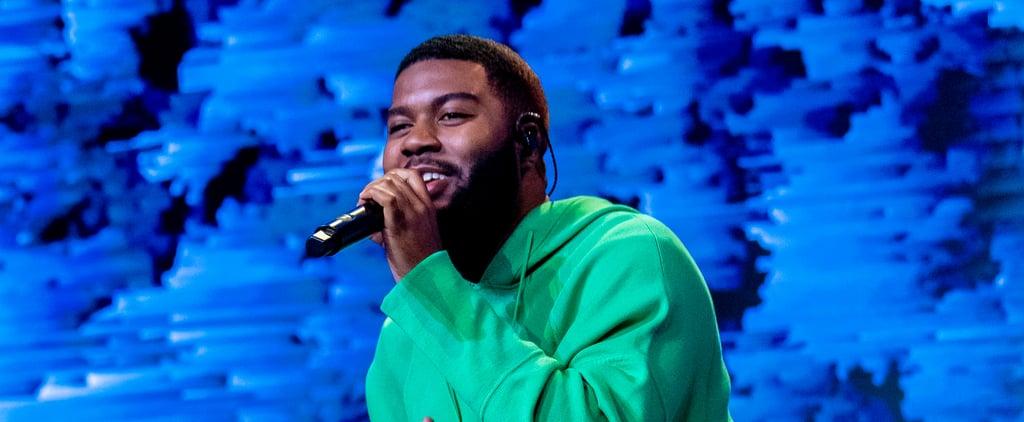 "Khalid's Latest Love Song, ""Present,"" Is Hopelessly Romantic"