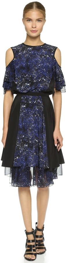 Prabal Gurung Cold Shoulder Dress ($1,915)