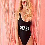 Pizza Swimsuit ($99)