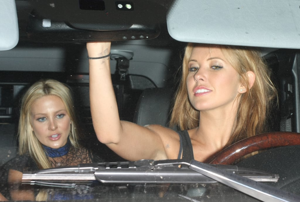 Photos of The Hills Girls out In LA
