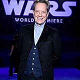 Richard E. Grant at the Star Wars: The Rise of Skywalker Premiere in LA