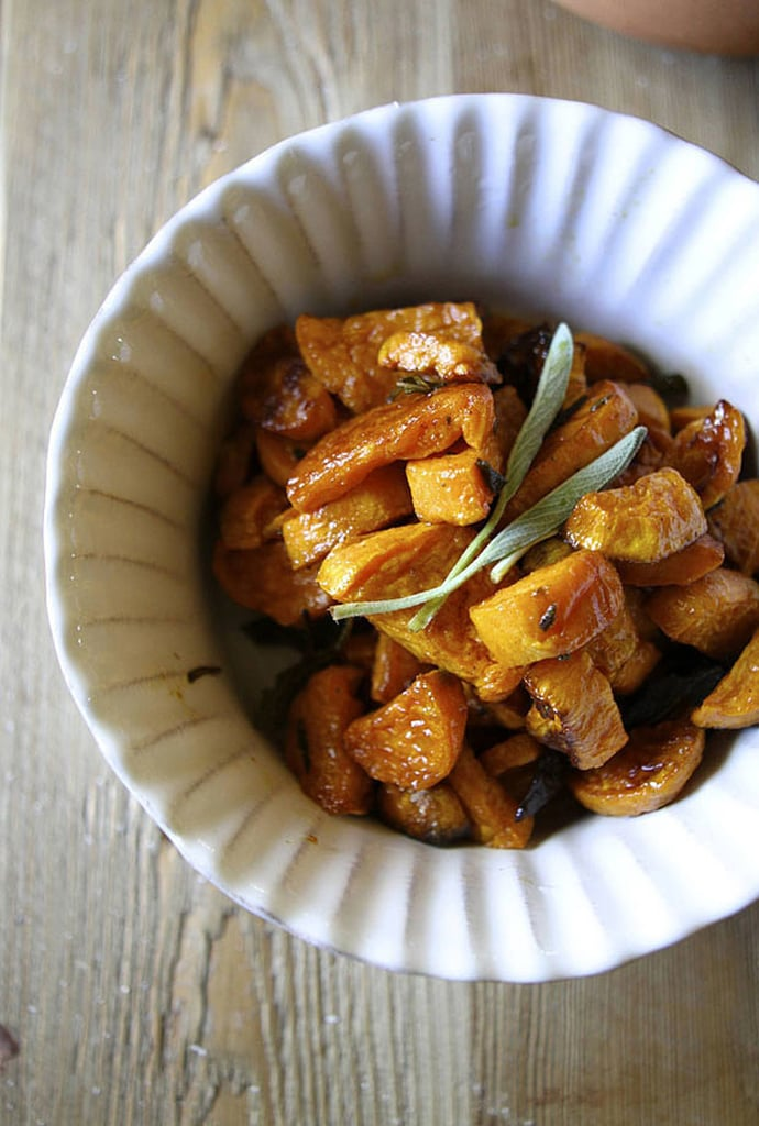 Roasted Sweet Potatoes With Sage and Paprika | Unexpected ...