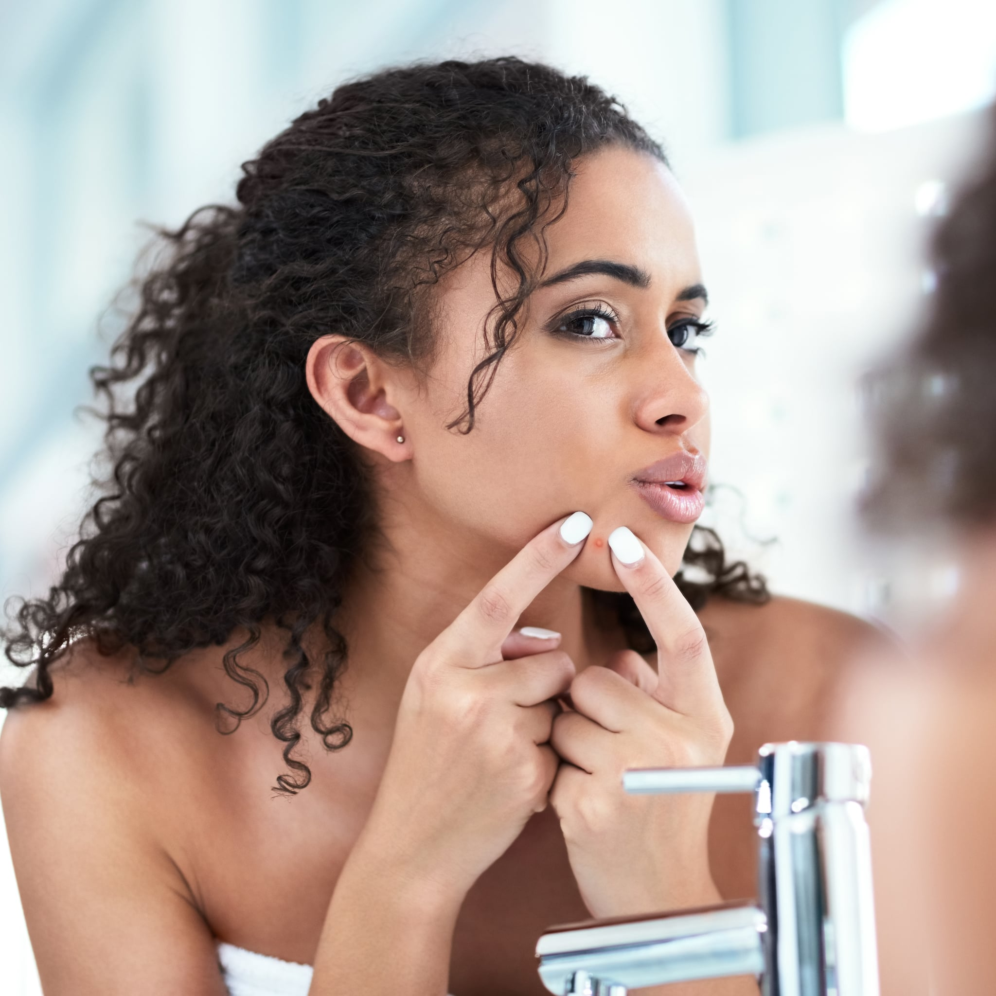 What Is Fungal Acne How To Treat This Common Acne Popsugar Beauty