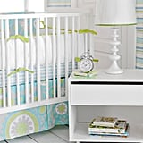 Summer Breeze Three-Piece Baby Bedding ($392)