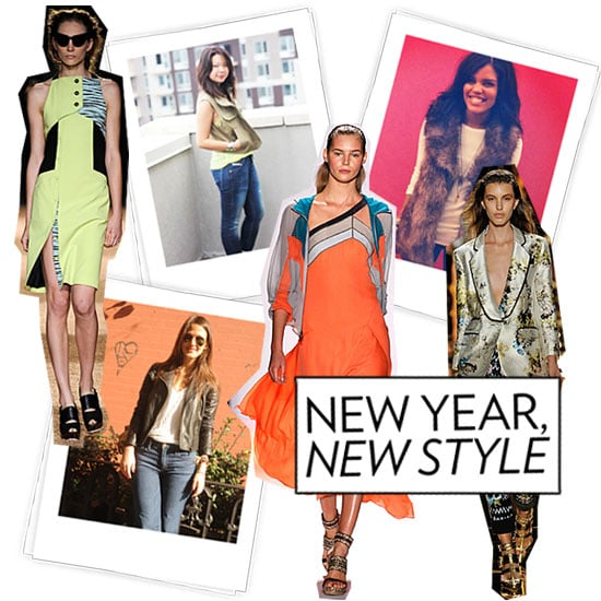 Our Editors Share Their 2012 Style Resolutions