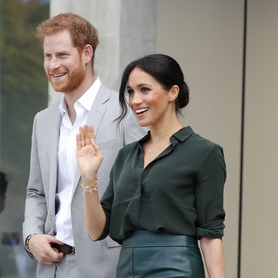 Meghan Markle Cartier Watch For Daughter