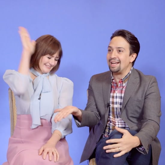 Lin-Manuel Miranda Mary Poppins Returns Video