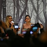Kristen Stewart and Chris Hemsworth Premiere SWATH in Sydney