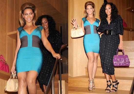 Beyonce in Tokyo