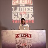Instant Replay: See What Went Down at the Ladies With Game Tailgate Party