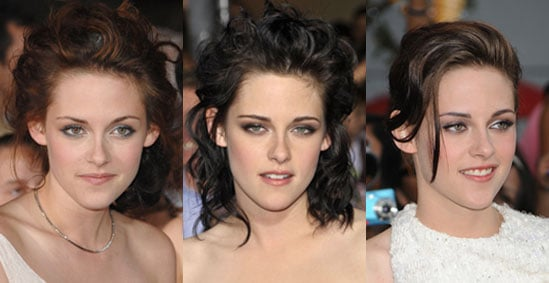 Pictures of Kristen Stewart at All of the Twilight Premieres
