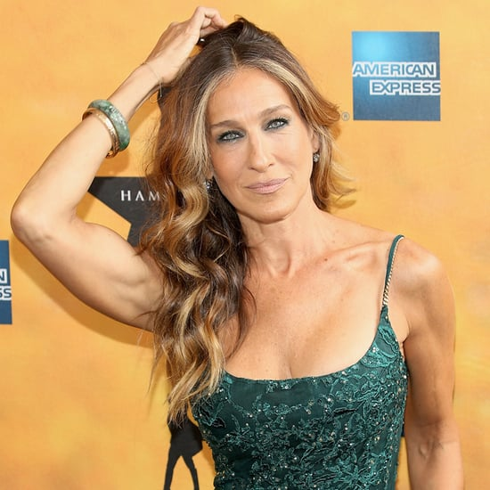 Sarah Jessica Parker All Roads Lead to Rome Interview