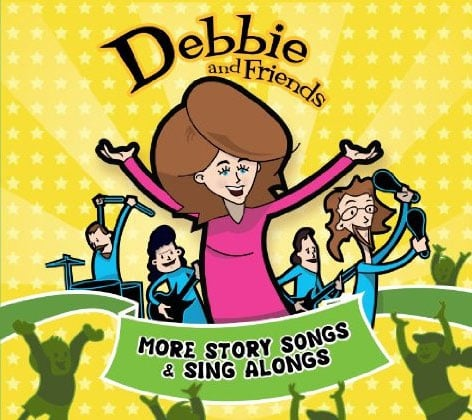 Kids Songs on Debbie and Friends More Story Songs & Sing Alongs