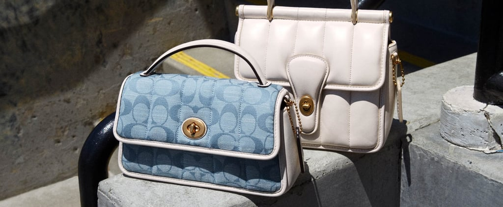 Best Coach Bags Summer and Fall 2021