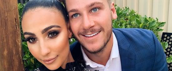 Tayla Damir and Dom Thomas Break Up