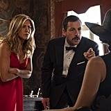 Jennifer Aniston and Adam Sandler Movies