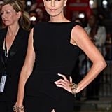 Charlize Theron in Balenciaga
