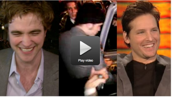 Rob Praises Kristen Before His Afterparty, Kristen Talks Breaking Dawn, and Peter Practices With Poultry!