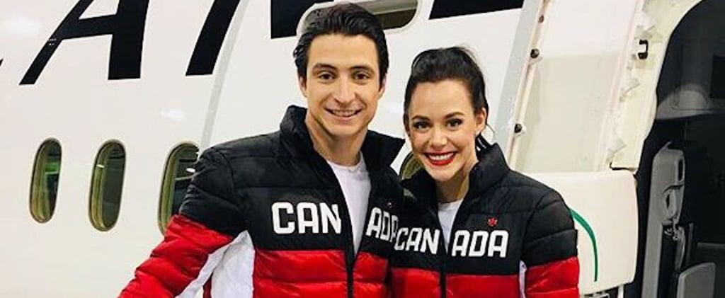 Meet Canada's Olympic Flag Bearers: Ice Dancers Tessa Virtue and Scott Moir